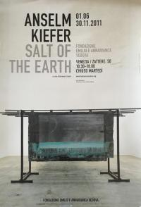 """Anselm Kiefer. Salt of the earth"", 2011"